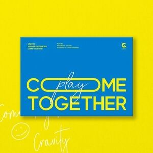 Cravity Summer Photobook: Come Together (Play Version) (incl. DVD(Region 1+3), 232pg Photobook, 2pc Bookmark + Paper Ornament) [Import]