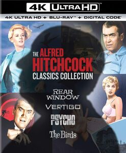 The Alfred Hitchcock Classics Collection