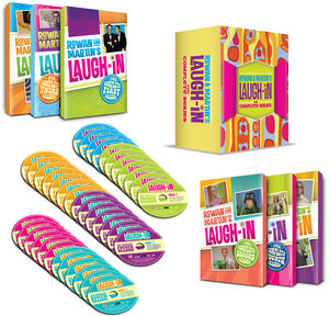 Rowan & Martin's Laugh-In: The Complete Series (Slipcase)