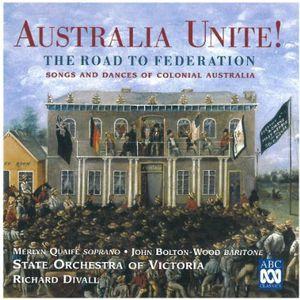Australia Unite: Road to Federation