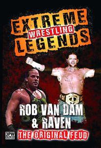 Extreme Wrestling Legends: Rob Van Dam & Raven