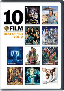 Best of '80s: 10-Film Collection: Volume 2
