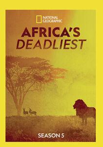 Africa's Deadliest: Season 5