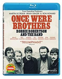 Once Were Brothers: Robbie Robertson and the Band