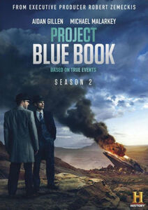 Project Blue Book: Season 2