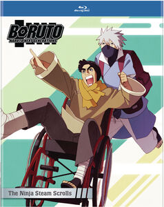 Boruto: Naruto Next Generations - The Ninja Steam Scrolls