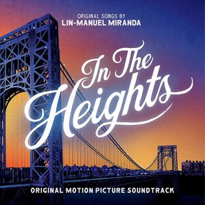 In the Heights (Official Motion Picture Soundtrack)(Vinyl)