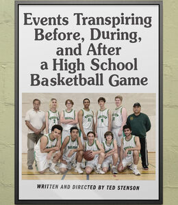 Events Transpiring Before, During, and After a High School Basketball Game