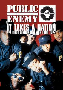 It Takes a Nation: London Invasion 1987