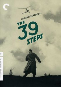 The 39 Steps (Criterion Collection)
