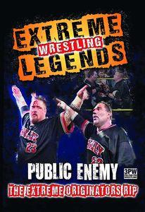 Extreme Wrestling Legends: Public Enemy the