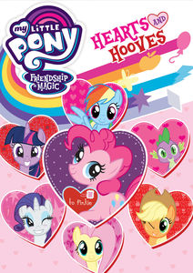 My Little Pony Friendship Is Magic: Hearts &