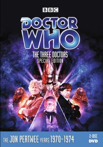 Doctor Who: The Three Doctors (Special Edition)