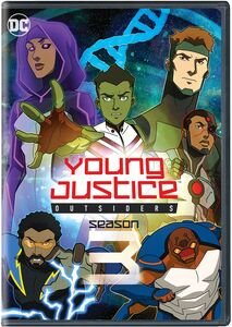 Young Justice: Outsiders: Season 3
