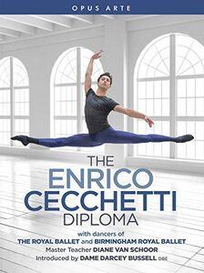 Enrico Cecchetti Diploma