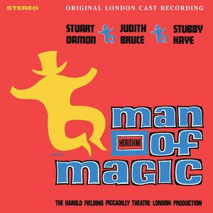 Houdini: Man Of Magic /  Original London Cast Recording [Import]