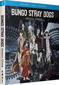 Bungo Stray Dogs: Season Three