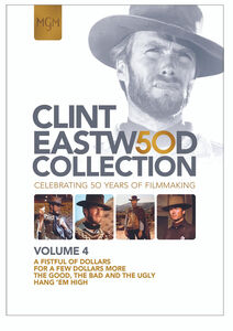 Clint Eastwood Collection, Volume 4