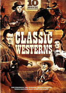 Classic Westerns: 10-Movie Collection