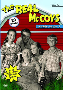 The Real McCoys: Complete Season 5