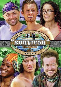 Survivor: Millennials vs. Gen X - Season 33