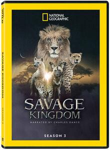 Savage Kingdom: Narrated By Charles Dance - Season 3