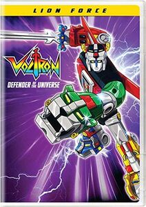Voltron: Defender Of The Universe - Lion Force