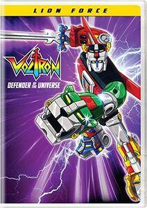 Voltron: Defender Of The Universe - Lion Force