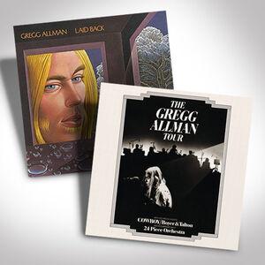 Gregg Allman Vinyl Bundle