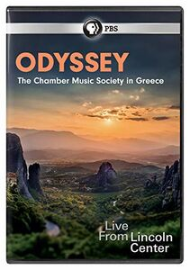 ODYSSEY: The Chamber Music Society In Greece