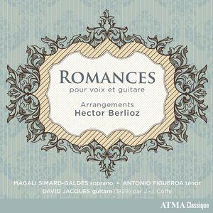 Romances Pour Voix Et Guitare