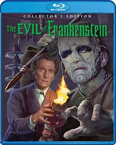 The Evil of Frankenstein (Collector's Edition)