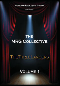 The Mrg Collective The Three Lancers Horror Collection, Vol. 1