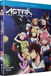 Astra Lost In Space: The Complete Series