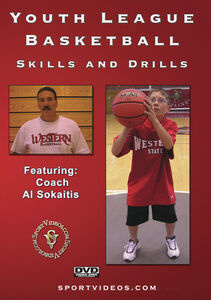 Youth League Basketball Skills And Drills