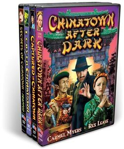 Mysteries In Chinatown Collection