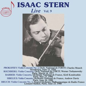 Isaac Stern Live 9