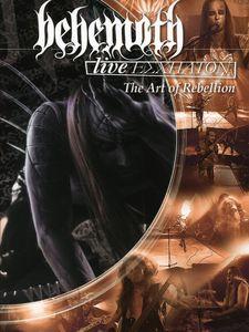 Behemoth: Live Eschaton: Art of Rebellion (Limited Edition)