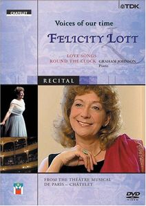 Voices of Our Time: Felicity Lott