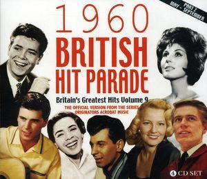 1960 British Hit Parade Part Two /  Various