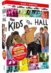 The Kids In the Hall: The Complete Collection