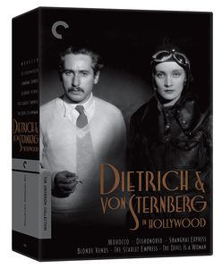 Dietrich & Von Sternberg in Hollywood (Criterion Collection)