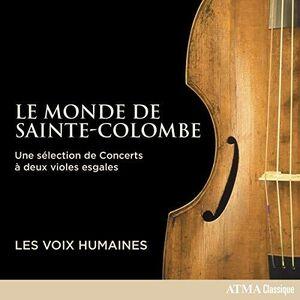 Monde de Sainte-Colombe