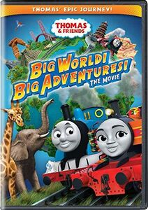 Thomas And Friends: Big World! Big Adventures!  The Movie