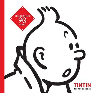 TINTIN THE ART OF HERGE