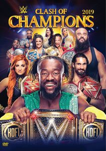 WWE: Clash Of Champions 2019