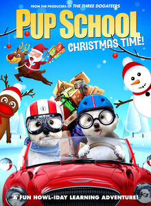 Pup School: Christmas