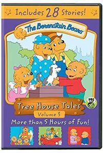 Berenstain Bears: Tree House Tales, Vol. 3