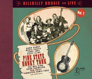 Pine State Honky Tonk (Various Artists)