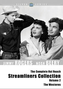 The Complete Hal Roach Streamliners Collection, Volume 2: The Westerns